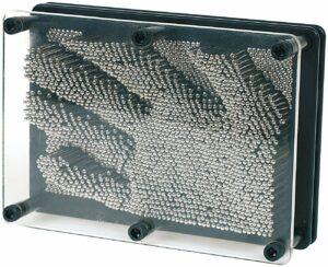 3D Nagelspiel Pin Skulptur - Pin Pression Art 3D -Nagelbrett