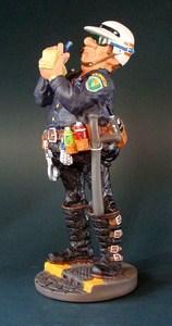 Parastone Skulptur Polizei - Polizist Profisti Figur