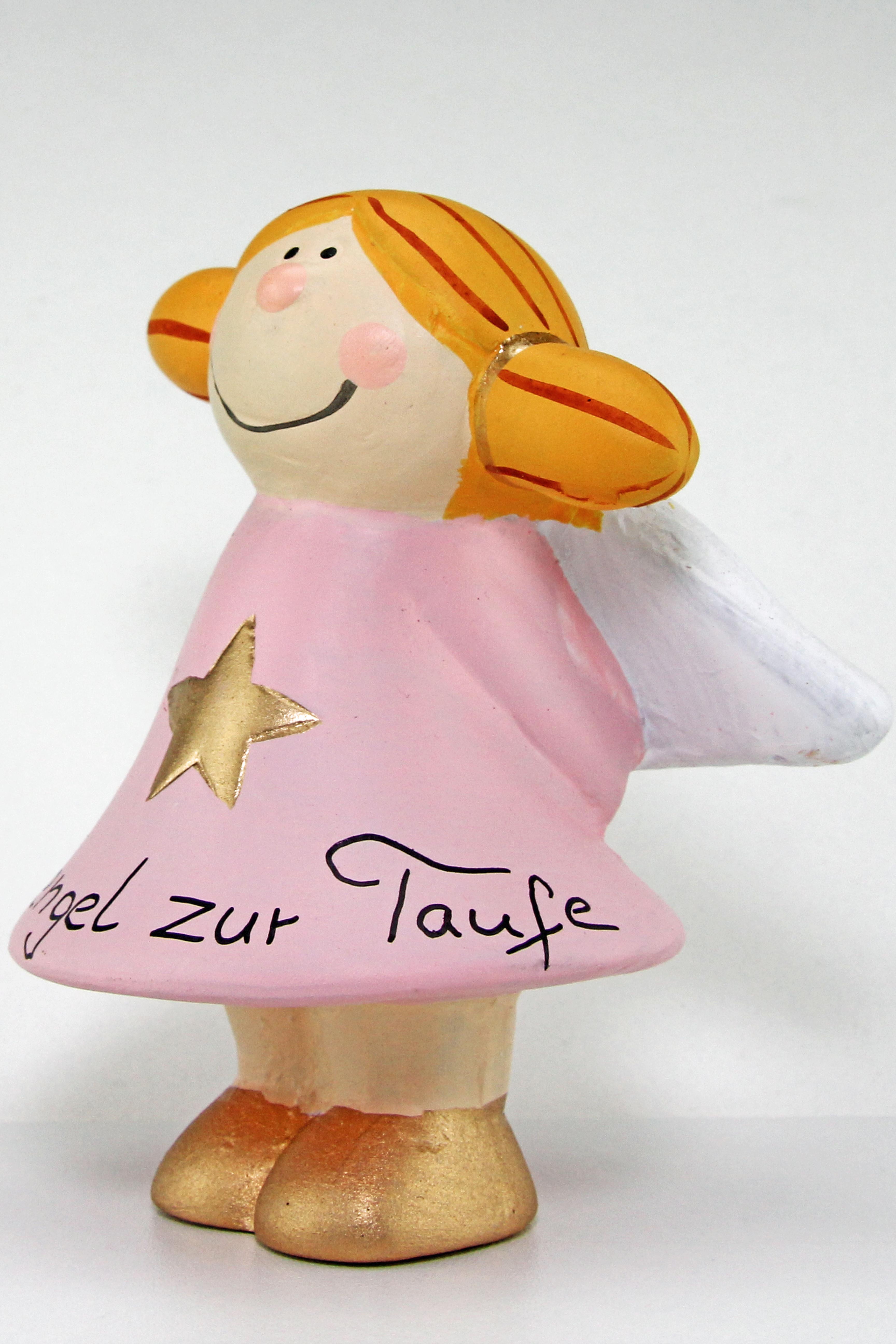 Mila Schutzengel Für Individualisierbarer Namensschutzengel Ton Engel Sternchen Verschiedene Farben