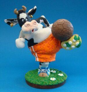 SO`VACHE Comic Art Tier Skulptur Fussball- Sportkuh Parastone Skulptur sov02